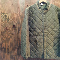 1950's French Army Quilting Jacket Deadstock
