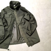 1990's French Military Rain Coat Deadstock
