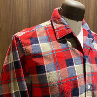 1960's Island in the sun Flannel L/S Shirt