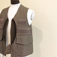 1950's〜 WOOD-STREAM Hunting Vest