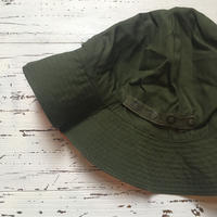 1980's US.ARMY Reversible Sun Hat Deadstock
