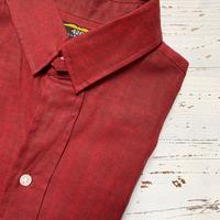1960's Block's Tab Collar L/S Shirt Deadstock