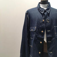 1950's〜 Unknown Denim Coverall Deadstock