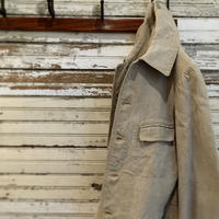 1930's French Linen Jacket