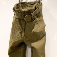 1940's French Army Motercycle Pants Deadstock
