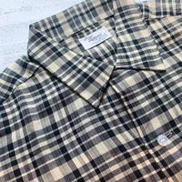 1960's Joni Jiffani Cotton&Linen S/S Shirt Deadstock