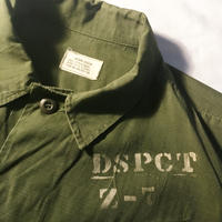 1960's〜 US.ARMY Jungle Fatigue 4th Jacket