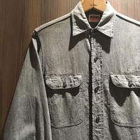 1950's BIG MAC Black Chambray L/S Shirt