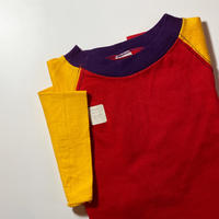 1960〜70's Unknown Crazy Pattern Tee Deadstock