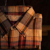 1960's Canneqie Hi S/S Shirt Deadstock