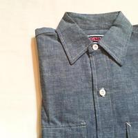 1980's BIG MAC Chambray L/S Shirt Deadstock