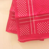 1940〜50's Unknown Dots Bandana