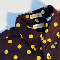 1960's Bond Street Dots S/S Shirt