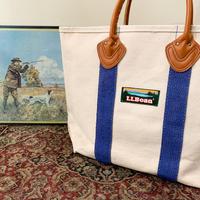 1980〜90's L.L.Bean Canvas Tote Bag