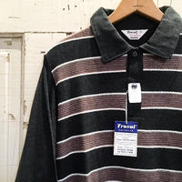 1960's Truval L/S Polo Shirt Deadstock
