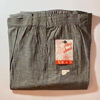 1950's〜 Play Jeans Gray Denim Easy Pants Deadstock