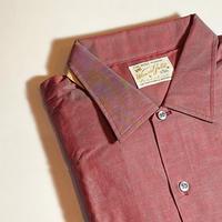 1960's Weavers gold L/S Shirt Deadstock