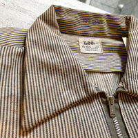 1960's〜 Lee Hickory L/S Shirt Deadstock