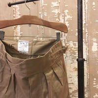 1950's British Army Gurkha Short Pants Deadstock