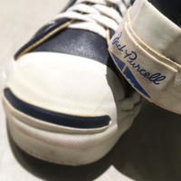 1990's CONVERSE JACK PURCELL Navy Leather
