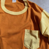 1970's TOWNCRAFT 2-tone Pocket Tee