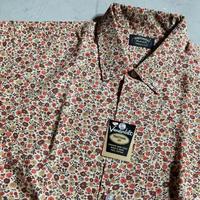 1960's〜 Vanderlilt S/S Shirt Deadstock