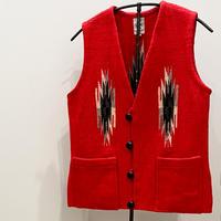 1960〜70's ORTEGA'S Wool Chimayo Vest