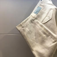 1970's Wm B Woods Linen Slacks Deadstock