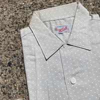1960's Mc Call Pin Dots S/S Shirt Deadstock