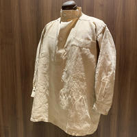 1930's French Unknown Linen Smock