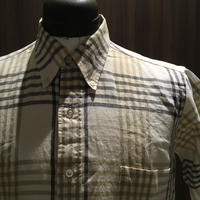 1960's Enro Cotton&Linen S/S Shirt