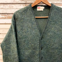 1960's W.T.GRANT CO. Mohair Cardigan