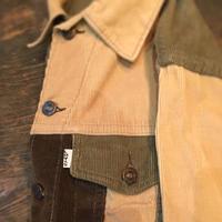 1980's Levi's70505 Mulchcolor Corduroy Jacket
