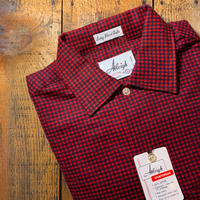 1960's Atleigh Flannel L/S Shirt Deadstock