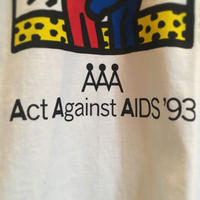 1990's Keith Haring Printed Tee Deadstock