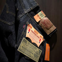 1980〜90's Levi's 501 Black Denim Pants Deadstock
