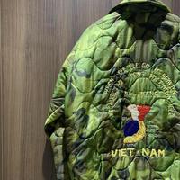 1960's VIET-NAM Quliting Jacket