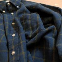 1960's BENNINGTON Cotton&Linen L/S Shirt