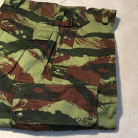 1960's〜 French Army Lizard Camo Trousers Deadstock