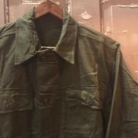 1960's US.ARMY Utlity Jacket Deadstock