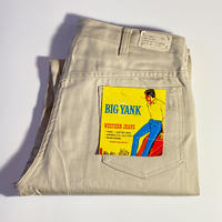 1960's BIG YANK Tapered Pants Deadstock