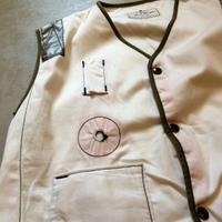 1980's US.NAVY LIFE PRESERVER Vest