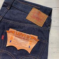 1970's Levi's 66 Single Denim Pants Deadstock