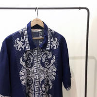 1970's BETYK Embroidery S/S Shirt