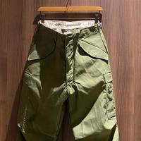 1970's US.ARMY M-65 Field Trousers Deadstock