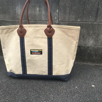 1980〜90's L.L.Bean Bote&Tote Canvas Bag