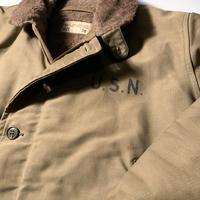 1940's US.NAVY N-1 Deck Jacket
