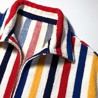 1960's Unknown Pile Skipper S/S Shirt