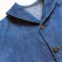 1940's US.NAVY Denim Coverall