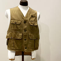 1950's THE FEATHER BY Drybak Fishing Vest